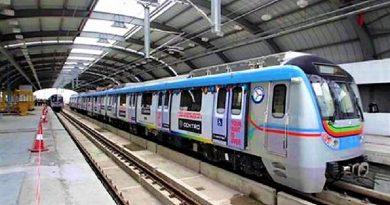 Hyderabad Metro Rail, HMRL
