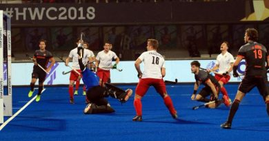 Hockey World Cup Netherlands defeats Canada