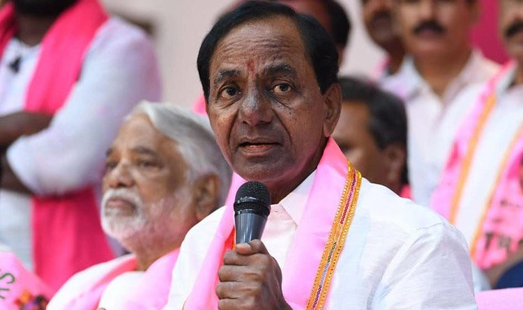 KCR's Clever Stand On AP Special Status