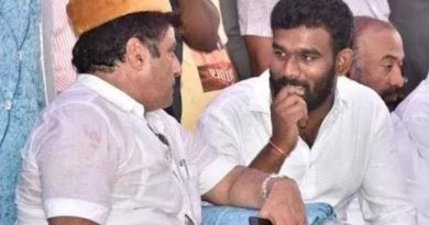 Paritala Sriram To Replace Balakrishna In Hindupur elections?