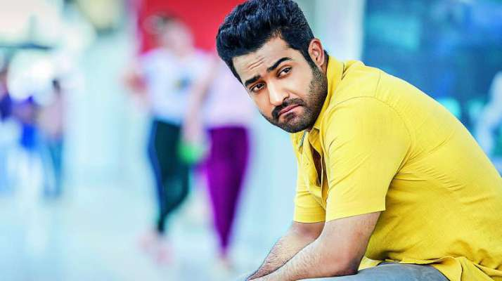 Jr.NTR shouts Jai Balayya: Nandamuri fans are in seventh heaven