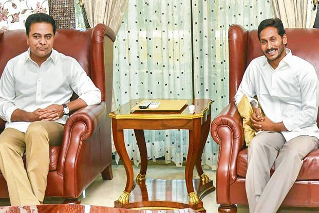 Y.S Jagan's Tit For Tat moment To KCR?