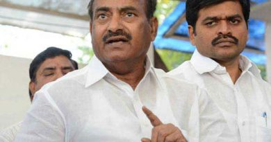 JC diwakar reddy comments