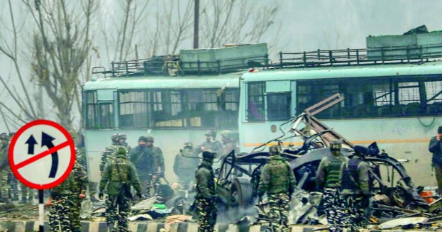 Deadliest terror attacks at Pulwama