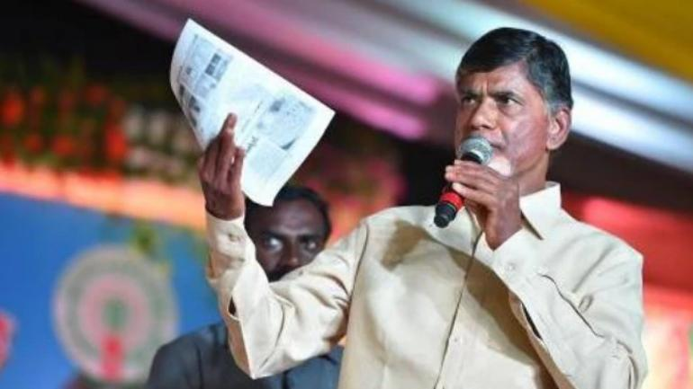 Why Only Chandra Babu Has Problems With EVMs
