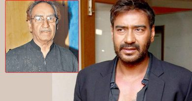 Ajay Devgan's Father Passed Away