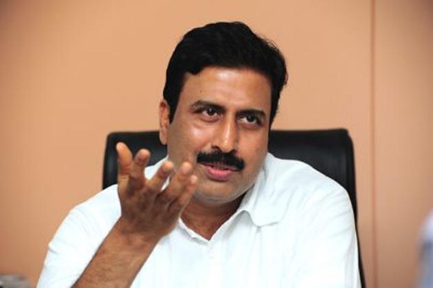 TV9 CEO Ravi Prakash
