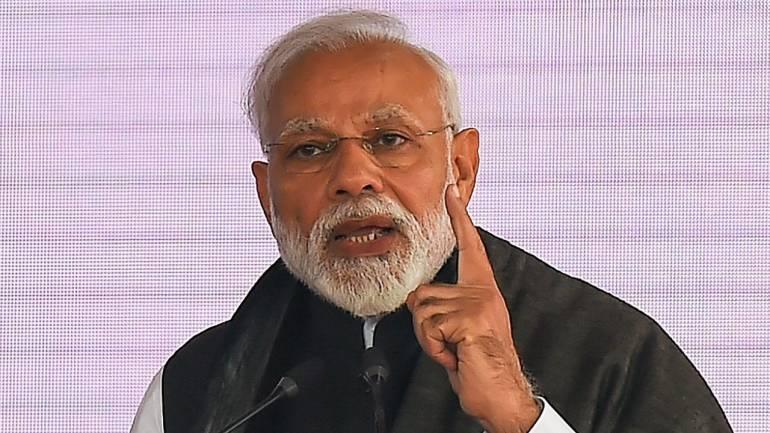 Family With 2 Children 'True Patriots': PM Modi