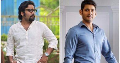 Sandeep Reddy Vanga About The Movie With Mahesh